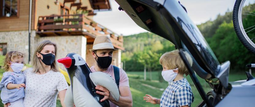 Consejos para emprender un road trip con niños