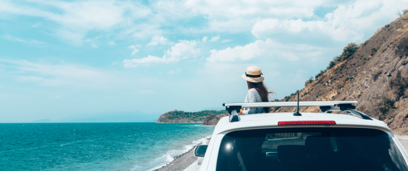 Ventajas de alquilar un auto para tu viaje